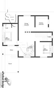 Simple Single Level House Placement by Simple Two Bedroom Single Story House House Designs