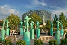 Meijer Christmas Trees by Record Heat Wave Slams Frederik Meijer Gardens U0026 Sculpture Park