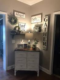 Living Room Decor Ideas Ahhthe Perfect Amount Of Farmhouse Style I Distressed The Chest Myself