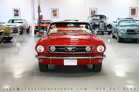 1966 Ford Mustang GT Convertible