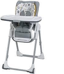 folding high chair evenflo easy fold high chair top evenflo