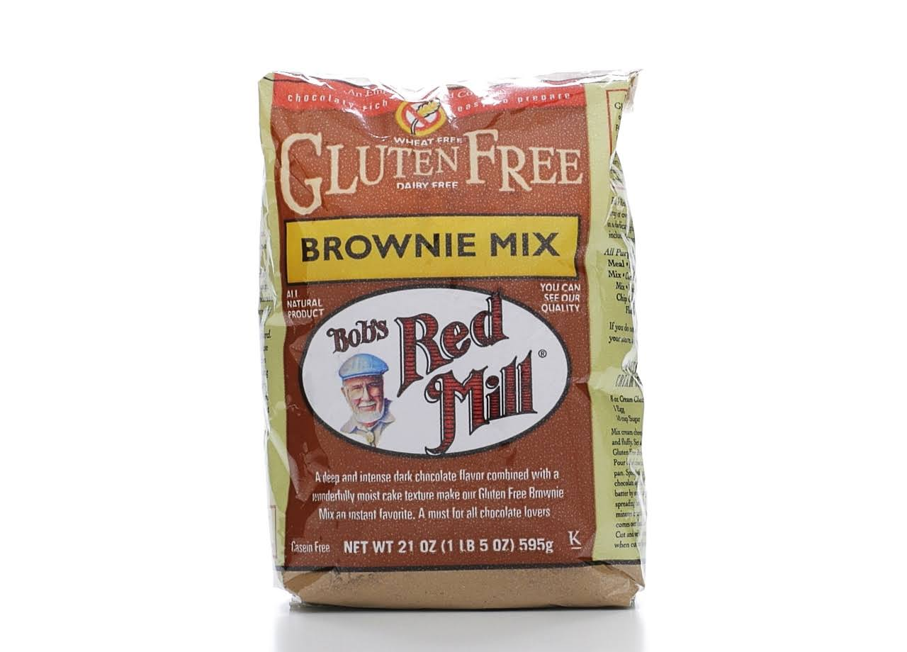 Bob's Red Mill Gluten Free Brownie Mix - 21oz