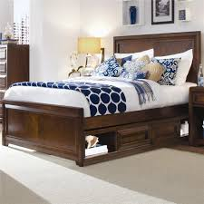 Kira King Storage Bed by Captains Bed Store Dealer Locator