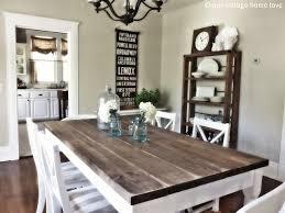 Fantastic DIY Rustic Dining Room Table With 5 Diy Farmhouse Projects Bob Vila