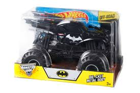 100 Hot Wheels Monster Truck Toys Jam Batman Shop Cars