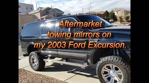 Excursion Aftermarket Towing Mirrors - YouTube Motorcycle Rectangle Classic Mirror Kit Aftermarket Truck Accsories Pics Of Trailer Tow Mirrors Ford F150 Forum Community Tyc 2170711 Passenger Side Manual Towing Nonheated Chevrolet Gmc Pickup Blazer Yukon Suburban Tahoe Set Led Strip Turn Signal Install Version 20 Youtube How To Paint An Automotive Side Mirror 2007 Honda Door For A 1980 F100 Page 2 Enthusiasts 1a Auto Issues 3 Forums Thesambacom Bay Window Bus View Topic Larger Amazoncom Pair Mirrors Sail Mounted Dodge Reviewinstall 32016 Ram