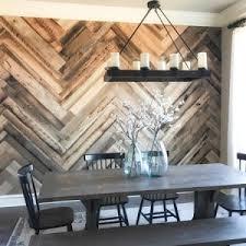 DIY Barn Wood Herringbone Wall Treatment And A Giveaway