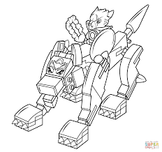 Click The Lego Chima Wolf Coloring Pages