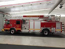 100 Emergency Truck New Norristown Fire Truck May Be Ready In Time For Christmas