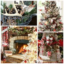 Christmas Style Series Rustic Cabin Chic