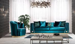 casa padrino luxus türkis gold 260 x 90 x h 76 cm edles wohnzimmer sofa mit dekorativen kissen luxus möbel