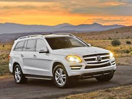 Mercedes-Benz GL-Class (2013) - Picture 8 Of 181