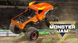 100 Monster Trucks Cleveland Jam Orange County Tickets 2450 4550 At Angel Stadium