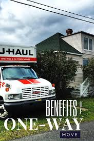Benefits Of A One-Way Moving Truck Rental | VA | Pinterest | Moving ...