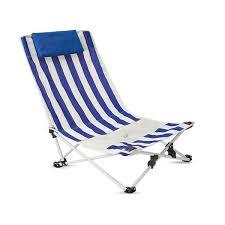 chaise de plage carrefour fauteuil plage avec oreiller lacanau personnalisable