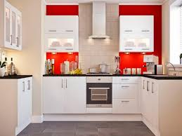 Amazing U Shaped Kitchen Layout