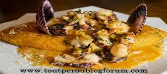 la meilleure cuisine le pérou désigné comme la meilleure destination culinaire du monde
