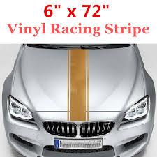 100 Truck Hoods 6 X 72 Racing Stripe Vinyl Pinstripe Hood Decals Stickers Car
