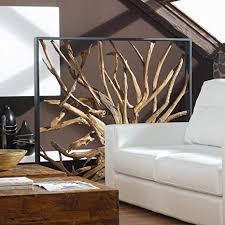 möbel bressmer design raumteiler teak holz maze hochwertiger sichtschutz spanische wand holzoptik massiv paravent trennwand für wohnzimmer praxis