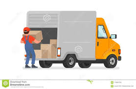 The Loader Unloads The Goods From The Truck. Delivery Service. M ... Hand Drawn Food Truck Delivery Service Sketch Royalty Free Cliparts Local Zone Map For Same Day Boston Region Icon Vector Illustration Design Delivery Service Shipping Truck Van Of Rides Stock Art Concept Of The Getty Images With A Cboard Box Fast Image Free White Glove Jacksonville Fl Lighthouse Movers Inc Drawn Food Small Luxurious For