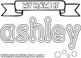 Super Coloring Pages Your Name Only Definition