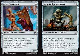 artifact deck mtg 2017 magic the gathering adventures aether revolt review artifacts