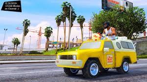 100 Toy Story Pizza Planet Truck Blazer GTA MOD ENB 60 FPS GAMEPLAY