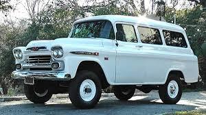100 1950s Chevy Trucks Duo Of Chevrolet NAPCO 4x4 Trucks To Cross The Block Autoweek