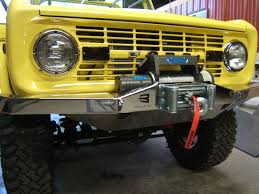 Bailie Bilt Customer And Customization Bronco Gallery | Truck Stuff ...