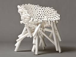 PP tube 2 chair by british designer tom price