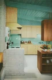 GE Deluxe Kitchen 1963