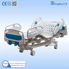 PP head foot board hospital steel structure sick bed