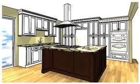 L Shaped Kitchens With Double Ovens