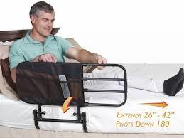 stander ez adjust bed rail walmart canada