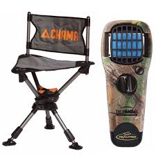 Chama Chair All-Terrain 360° Swivel Hunting/Camping Chair W/Thermacell  MR-TJ Portable Mosquito Repellerin Realtree Camo Browning Ultimate Blind Swivel Chair Millennium Shooting Mount The Lweight Hunting Chama Chairs 10 Best In 2019 General Chit Chat New York Ny Empire Guide Gear Black Game Winner Deluxe My Predator Predator Pod Predatormasters Forums