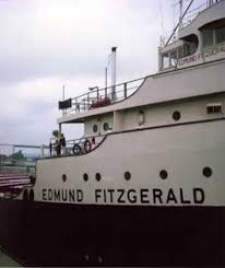 Where Did The Edmund Fitzgerald Sank Map by Images Of The Edmund Fitzgerald Museum Collections Up Close