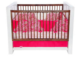 Bratt Decor Crib Skirt by Luxury Modern Crib Bedding Sets U2014 Luxury Homes