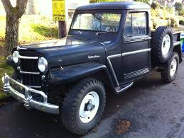 100 Willys Jeep Truck For Sale Pickups Pickups