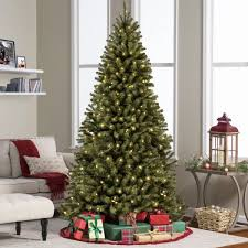 Best Choice Products 75 Ft Prelit Premium Spruce Hinged Artificial Christmas Tree W 550
