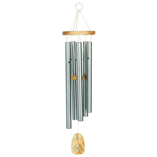 Woodstock Chimes of Ireland Wind Chime - Cherry, 15""