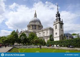100 Architectural Masterpiece Saint Pauls Cathedral London Of