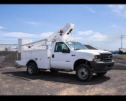 100 Ford Bucket Truck Municipal S Equipment