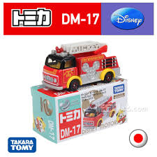 Tomica Disney Motors Diecast Model Car DM-17 - Mickey Mouse Fire ... Sun Rubber Donald Duck Toy Car And Mickey Mouse Fire Truck Tomica Disney Motors Dm17 Fire Truck Provisional Modern Toys Japan Engine Large Antique 1930s Sunruco Viceroy Mickey Mouse Fire Truck Disney Friends Crazy Australian Online Store Matchbox Walt Wd1 Mouses Engine Diecast Tomica Works Div Clubhouse Station Unboxing Review Dm11 Buy Knibocker Preschool Push Pull Similar Items Club House