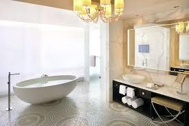 chandeliers chandelier above bathtub chandelier over bathtub