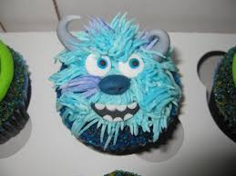 Sulley Monsters Inc Pumpkin Stencils by Monsters Inc Cupcakes For Your Halloween Theme Cupcakes
