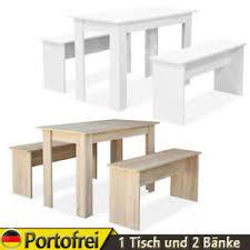 esstisch mit bank in tisch stuhl sets günstig kaufen ebay