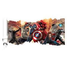 Superhero Room Decor Uk by Dropshipping Avengers Wall Decals Uk Free Uk Delivery On