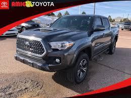 100 Amigo Truck 2018 Toyota Tacoma TRD Sport 3TMCZ5AN1JM183806 Toyota Gallup NM