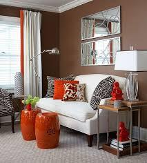 Living Room Plain Fall Decorating Ideas Inside