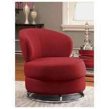 Red Round Swivel Accent Chair Round Accent Chairs With Accent Chairs Armchairs Swivel More Lowes Canada Brightly Colored Best Home Design 2018 Skyline Fniture Swoop Traditional Arm Chair Polyester Armless Amazoncom Changjie Cushioned Linen Settee Loveseat Sofa Powell Diana In Black White Floral Red Barrel Studio Damann Armchair Reviews Wayfair Aico Beverly Blvd Collection Sit Sleep Walkers Cimarosse Gray Shop 2pcs Set Dark Velvet Free Upholstered Pattern